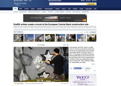 Yahoo News March 2014