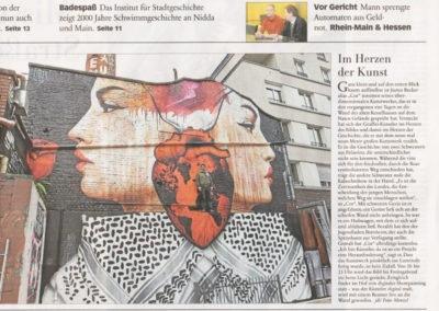 Frankfurter Neue Presse April 2014